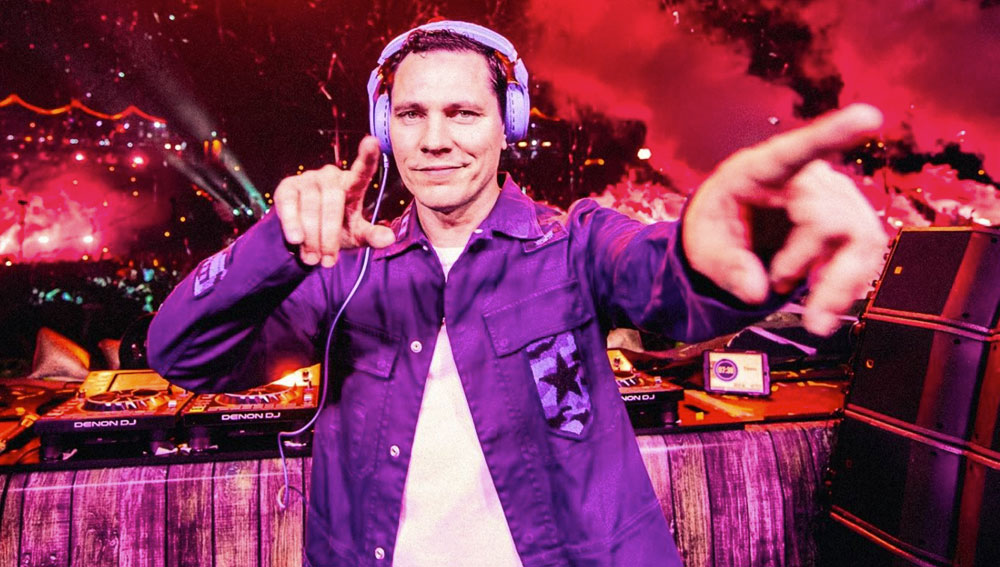 """Tiësto regresa a sus raíces trance remezclando el hit """"Pulverturn"""""""