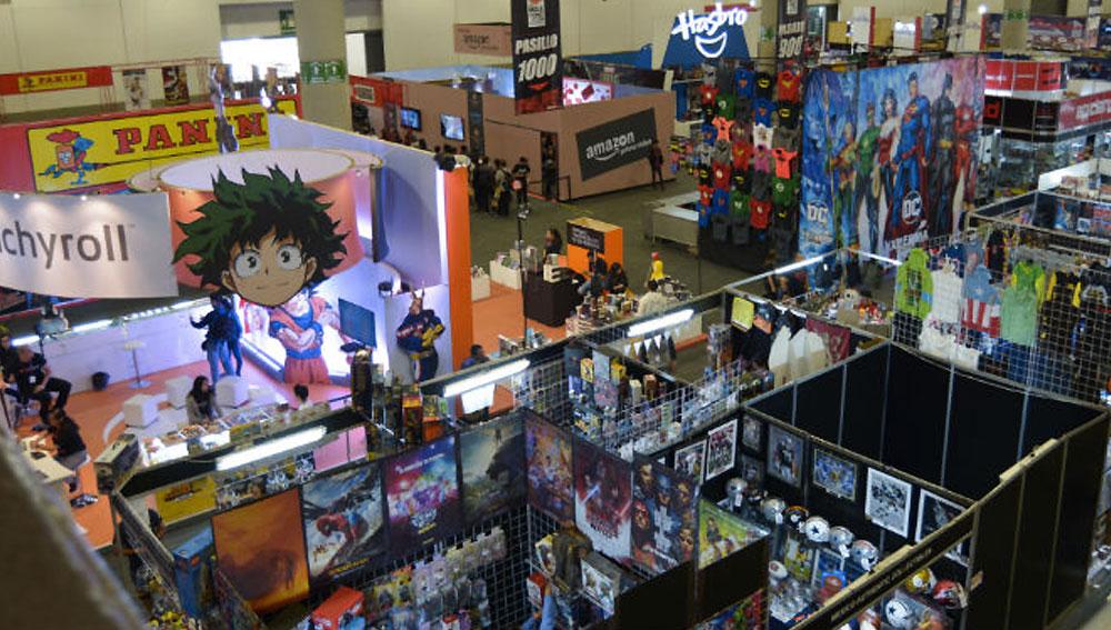 La convención de cómics La Mole es un imperdible este fin de semana