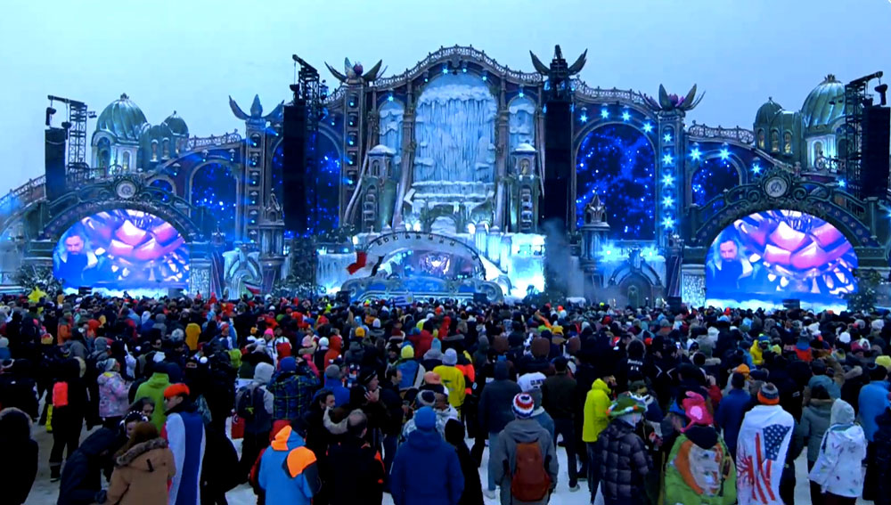 2019 En Vivo Tomorrowland No Pierdas De La Transmisión Te Winter FJK1lc