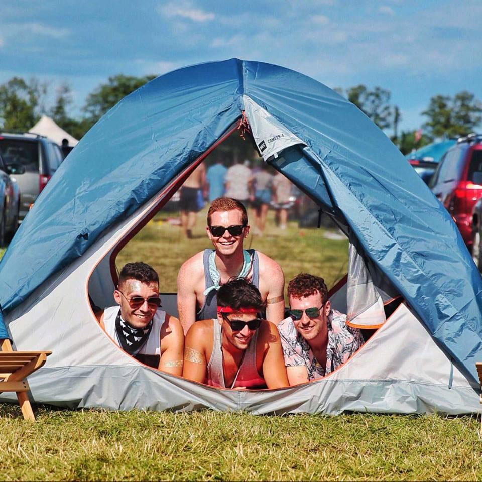 Halifax gay camping